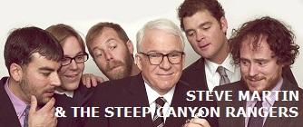 Steve Martin & SCR